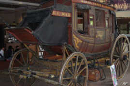 All clean and polished, Wells Fargo's Concord stagecoaches were beauties. On the dusty trail, not so much.