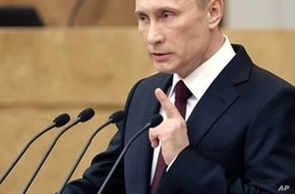 Putin: US Economic Policies Amount to 'Hooliganism'