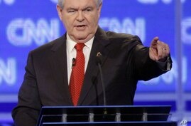 Angry Gingrich Denies Asking 2nd Wife for 'Open Marriage'