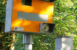 Smile, You're on a Candid Speed Camera