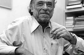 Exhibition Celebrates Iconoclastic Writer Charles Bukowski