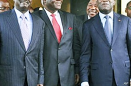 Gbagbo Advisers Seek Dialogue to Resolve Ivorian Crisis