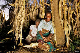 Using Evergreen Agriculture, Rhoda Mang'yana grows maize n