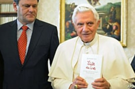 Pope's Comments in New Book Spark Global Reactions