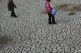 No End in Sight for China's Drought
