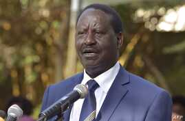 Kenya was once again left waiting, as embattled opposition leader Raila Odinga prepared to lay out his strategy following a boycott of last week's protest-hit elections that handed President Uhuru Kenyatta a landslide win.