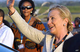Clinton to Meet African Union Officials