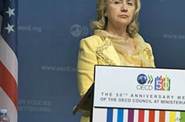 Clinton Calls on Pakistan to Meet 'Expectations'