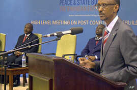 African Conference Discusses Peacebuilding