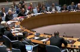 Diplomats Debate Military Action Against Syria