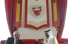 Gates Says Bahraini Leaders Serious About Reform