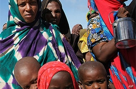 More Than Natural Factors Contributed to Famine, says Somali Activist