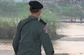 Fighting Cools on Burma-Thai Border