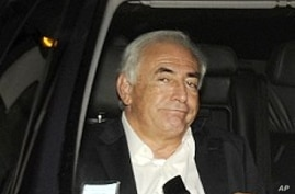 French Police Question Strauss-Kahn