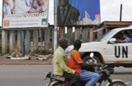 Ivorian Voters in Rebel-Held Areas Prepare for Sunday's Election
