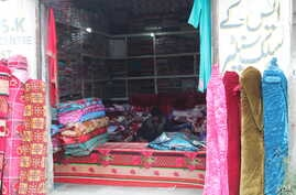 Local traders bring Chinese products to sell in Sost and rest of Gilgit-Baltistan.