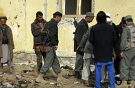 Taliban Step up Attacks in Afghanistan