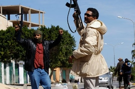 Libyan Opposition Claims Gains in Westward Push