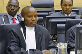 ICC Officials In Kenya to Gauge Commitment to Court