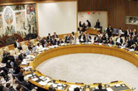 UN Security Council Discusses Possible Libya Sanctions