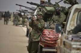 Fighting Continues in Libya as Opposition Seeks to Organize Resistance
