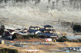 Report from Japan: Impact of Tsunami Devastates Nation's Northeast