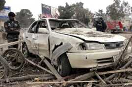 Taliban Suicide Attack Kills 9 in Afghanistan