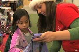 Charities Spread Holiday Cheer to Poor Children, Homeless