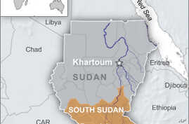 South Sudan - New Nation, New Phone Code