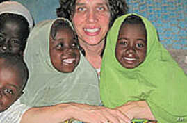 Dr. Laura Stachel grew concerned about the constant power outages she saw affecting medical care in developing countries.