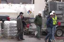 Environmentalists Blame Coal Industry for West Virginia Chemical Spill