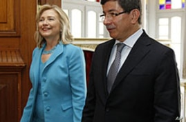 Clinton Concerned About Media Freedom in Turkey