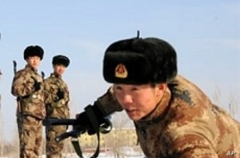 China to Boost Military Spending