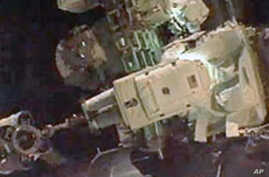 Astronauts Complete Final Spacewalk of US Shuttle Era