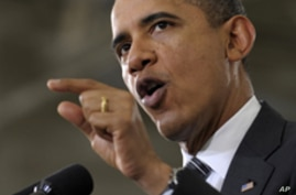 President Obama Urges Tax Cut Extension to Boost US Economy