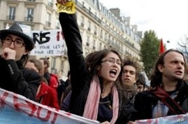 French Brace for More Demonstrations Against Reforms