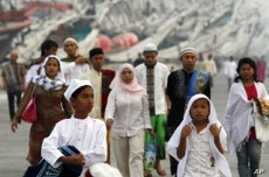 Indonesians Face Confusion Over Eid Start