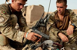 British Role in Afghanistan Blasted in Leaked US Cables