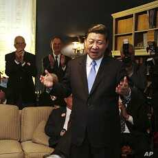 Chinese Vice President Wins Hearts in US Heartland