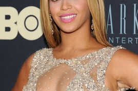 """Singer Beyonce Knowles attends the premiere of """"Beyonce: Life Is But A Dream"""" at the Ziegfeld Theatre in New York, February 12, 2013."""