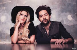 "The Shires ""Brave"" album cover shot"