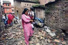 Rescuers Struggle to Reach Earthquake Victims in India's Northeast