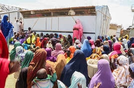 More than a thousand women have joined Allamin's network, supporting one another's efforts to obtain information on the whereabouts of their detained sons and husbands. In Dalori IDP camp in Maiduguri, they share their stories.
