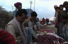 Rising Food Prices Harm India's Poor, Middle Class