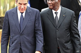 France's Fillon on Africa Tour, Boosting Ties