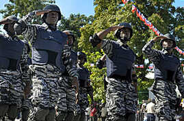 Report: Haitian Police Use Excessive Force