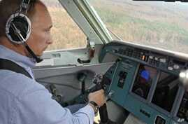 Russian Fires Spark Anger at Government