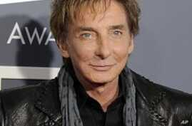 New Barry Manilow Album Explores Consequences of Fame