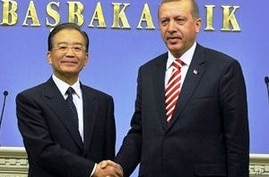 China, Turkey Deepen Ties During Rare Visit