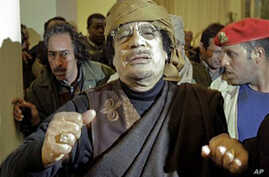 Gadhafi Calls UN Resolution on Libya 'Invalid' as Battle B